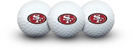 Team Effort San Francisco 49ers Golf Balls - 3 Pack