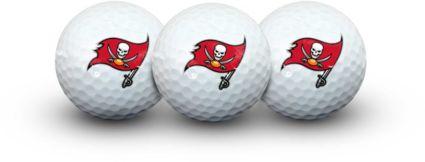Team Effort Tampa Bay Buccaneers Golf Balls - 3 Pack