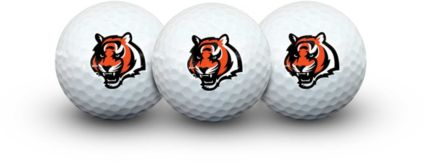 Team Effort Cincinnati Bengals Golf Balls - 3 Pack