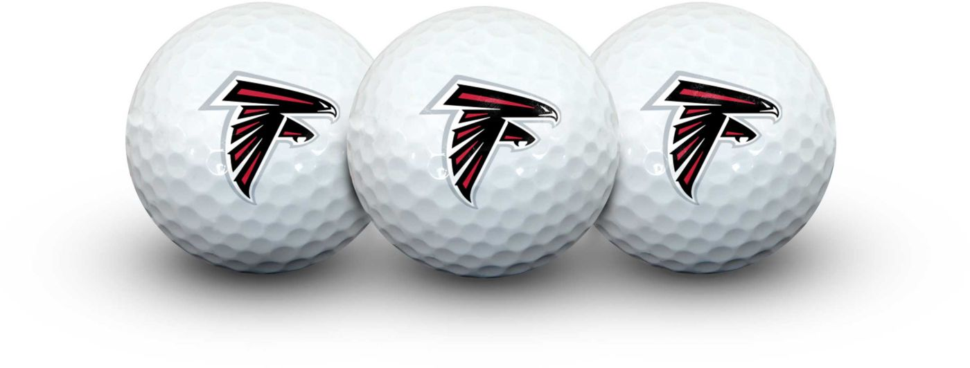 Team Effort Atlanta Falcons Golf Balls - 3 Pack