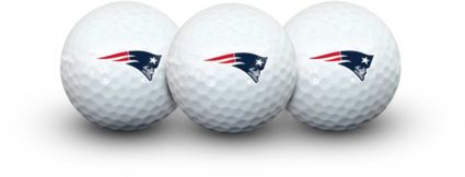 Team Effort New England Patriots Golf Balls - 3 Pack