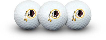 Team Effort Washington Redskins Golf Balls - 3 Pack