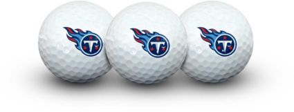 Team Effort Tennessee Titans Golf Balls - 3 Pack