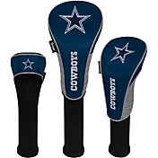 Team Effort Dallas Cowboys Headcovers - 3 Pack