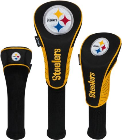 Team Effort Pittsburgh Steelers Headcovers - 3 Pack
