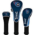 Team Effort Tennessee Titans Headcovers - 3 Pack