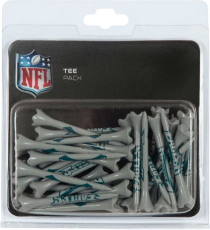 "Team Effort Philadelphia Eagles 2.75"" Golf Tees - 40 Pack"