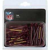 "Team Effort Washington Redskins 2.75"" Golf Tees - 40 Pack"