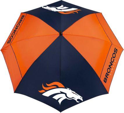 """Team Effort Denver Broncos 62"""" Windsheer Lite Golf Umbrella"""