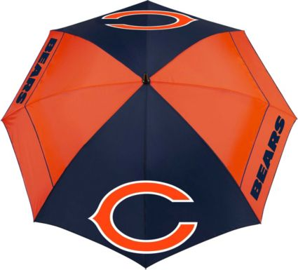 "Team Effort Chicago Bears 62"" Windsheer Lite Golf Umbrella"