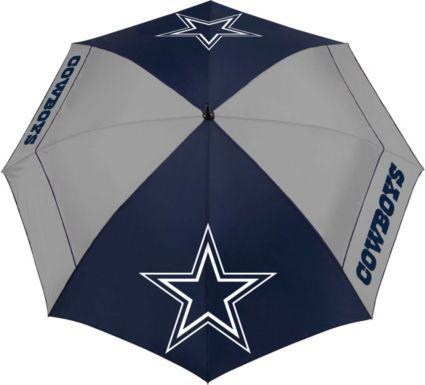 "Team Effort Dallas Cowboys 62"" Windsheer Lite Golf Umbrella"