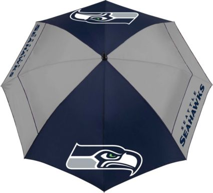 "Team Effort Seattle Seahawks 62"" Windsheer Lite Golf Umbrella"