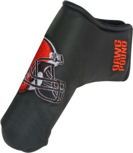 Team Effort Cleveland Browns Blade Putter Headcover