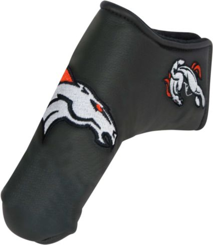Team Effort Denver Broncos Blade Putter Headcover