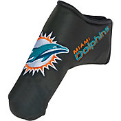 Team Effort Miami Dolphins Blade Putter Headcover