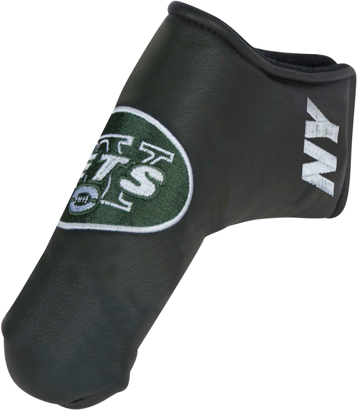 Team Effort New York Jets Blade Putter Headcover