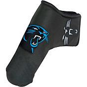 Team Effort Carolina Panthers Blade Putter Headcover