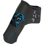 Team Effort Carolina Panthers Blade Putter Headcover