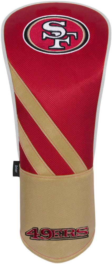 Team Effort San Francisco 49ers Driver Headcover