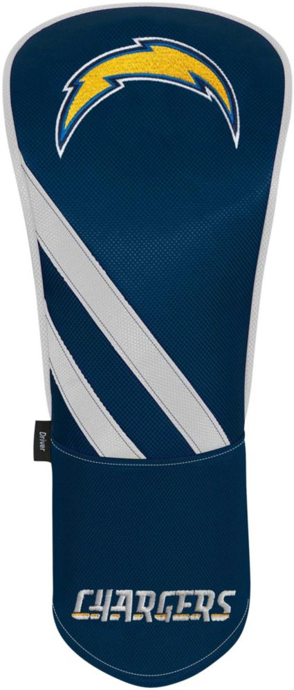 Team Effort Los Angeles Chargers Driver Headcover