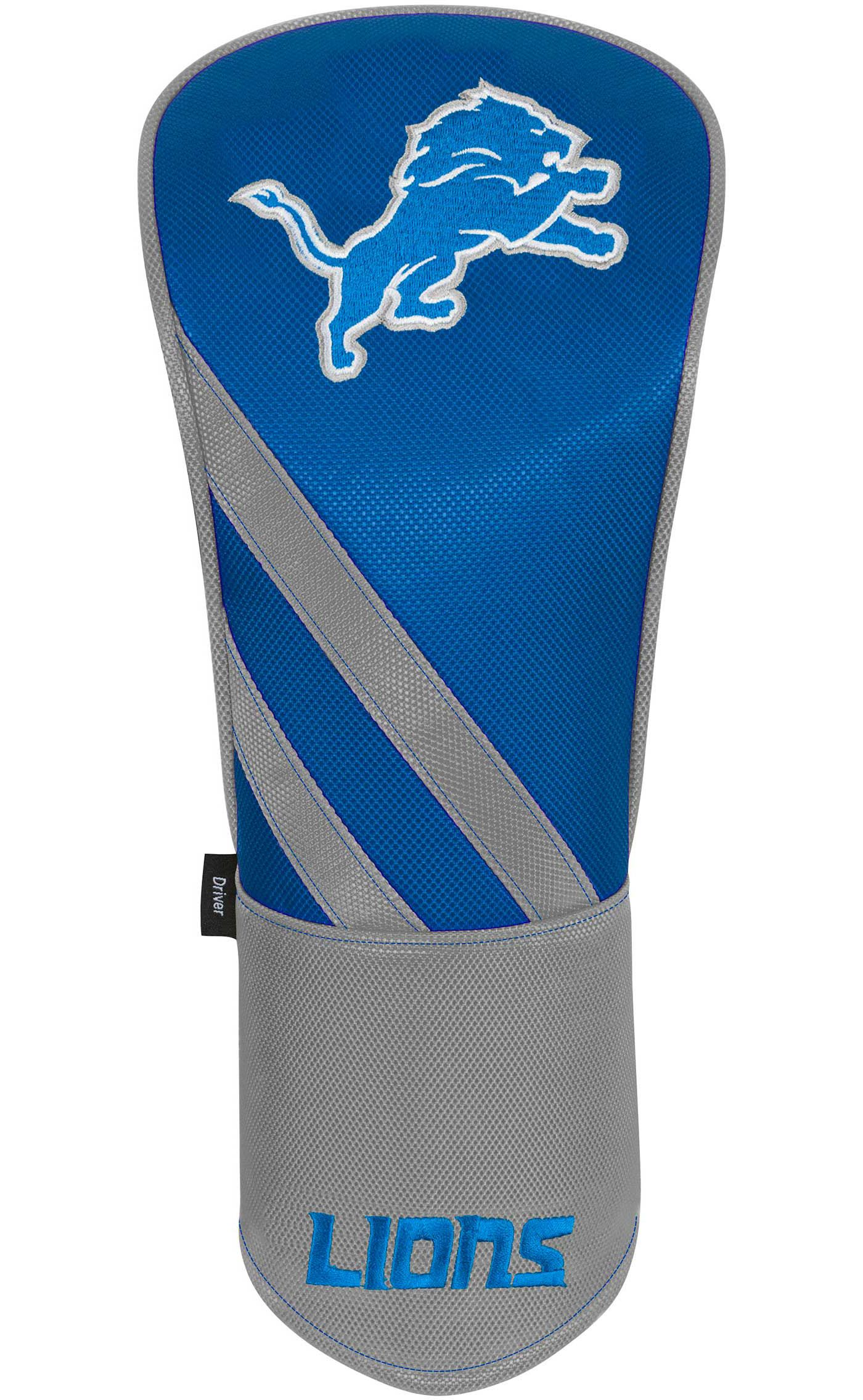 Team Effort Detroit Lions Driver Headcover