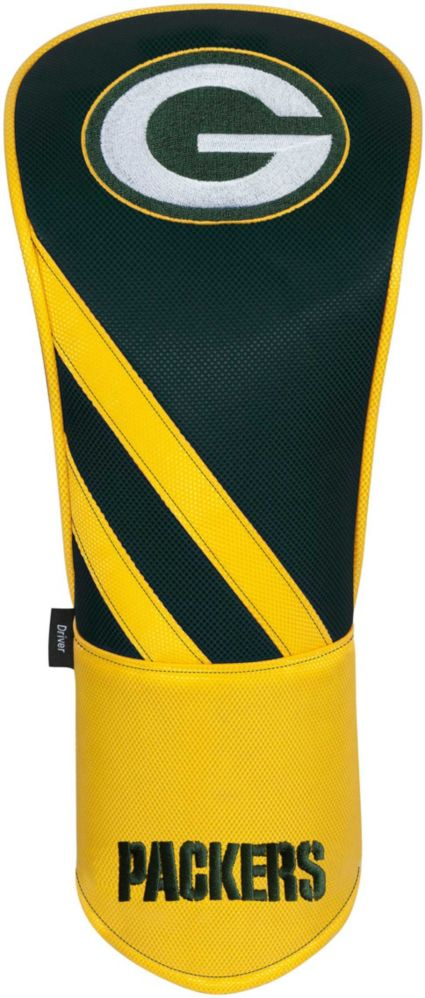 Team Effort Green Bay Packers Driver Headcover