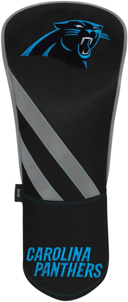 Team Effort Carolina Panthers Driver Headcover