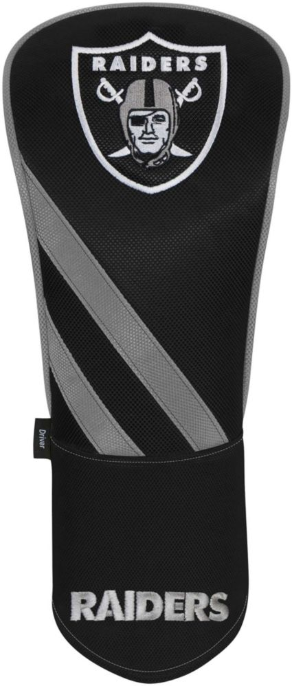 Team Effort Oakland Raiders Driver Headcover