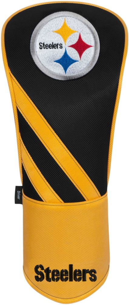 Team Effort Pittsburgh Steelers Driver Headcover