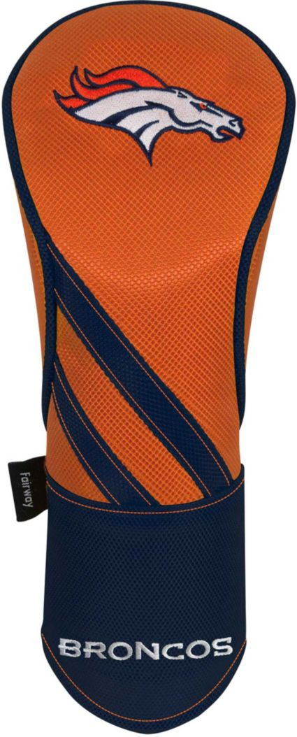 Team Effort Denver Broncos Fairway Wood Headcover