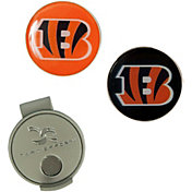 Team Effort Cincinnati Bengals Hat Clip and Ball Markers Set