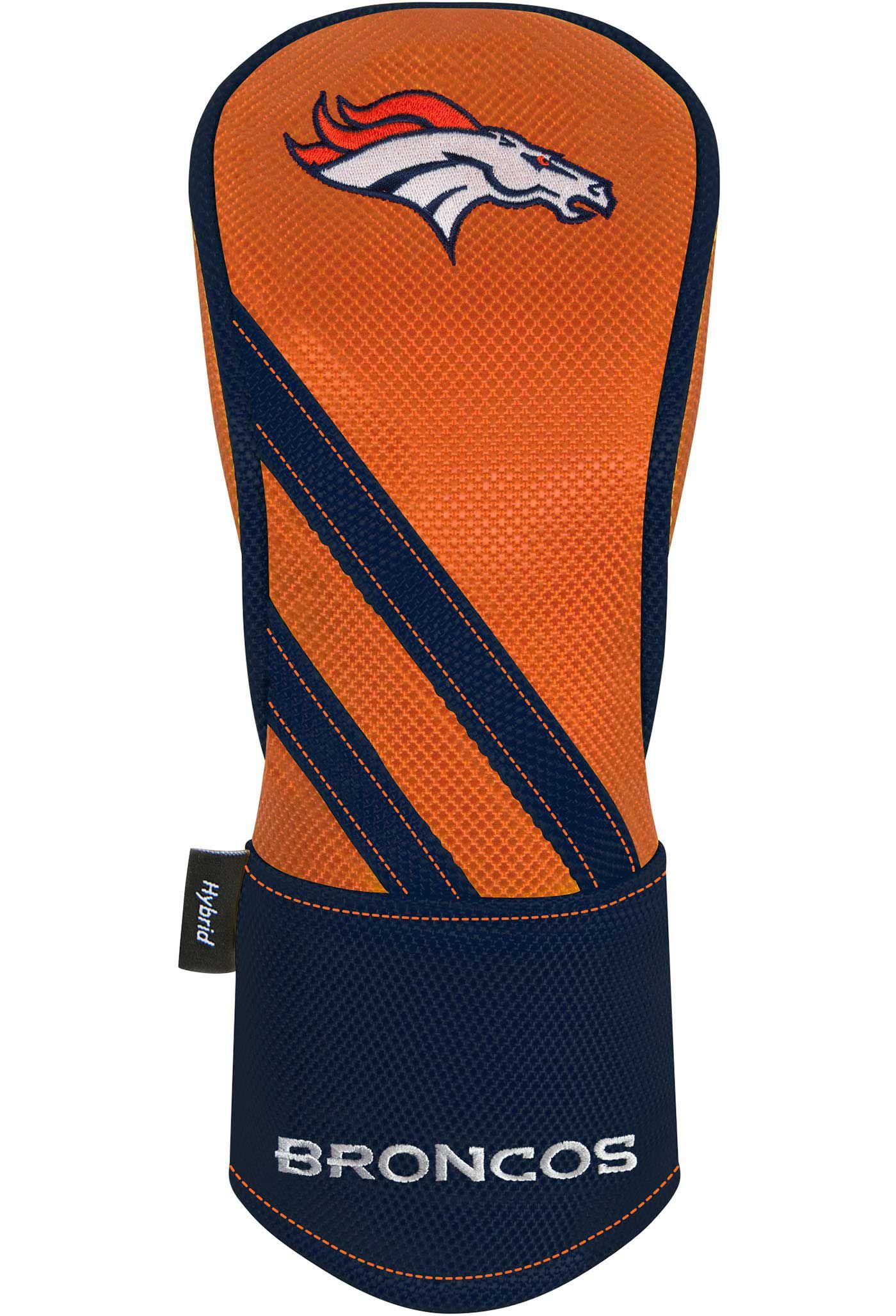 Team Effort Denver Broncos Hybrid Headcover