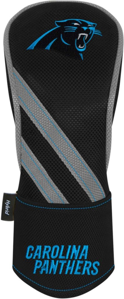 Team Effort Carolina Panthers Hybrid Headcover