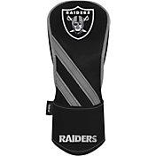 Team Effort Oakland Raiders Hybrid Headcover