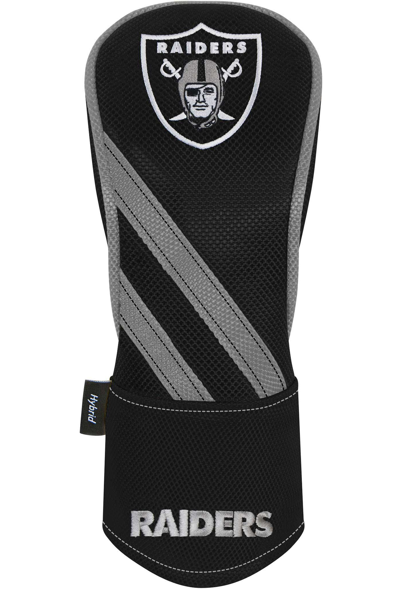 Team Effort Oakland Raiders Hybrid Headcover