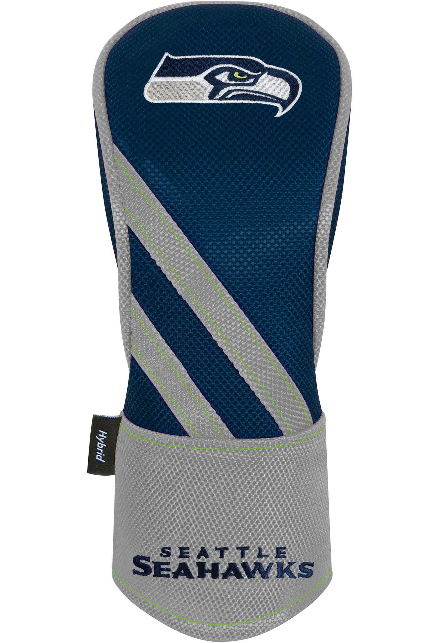Team Effort Seattle Seahawks Hybrid Headcover