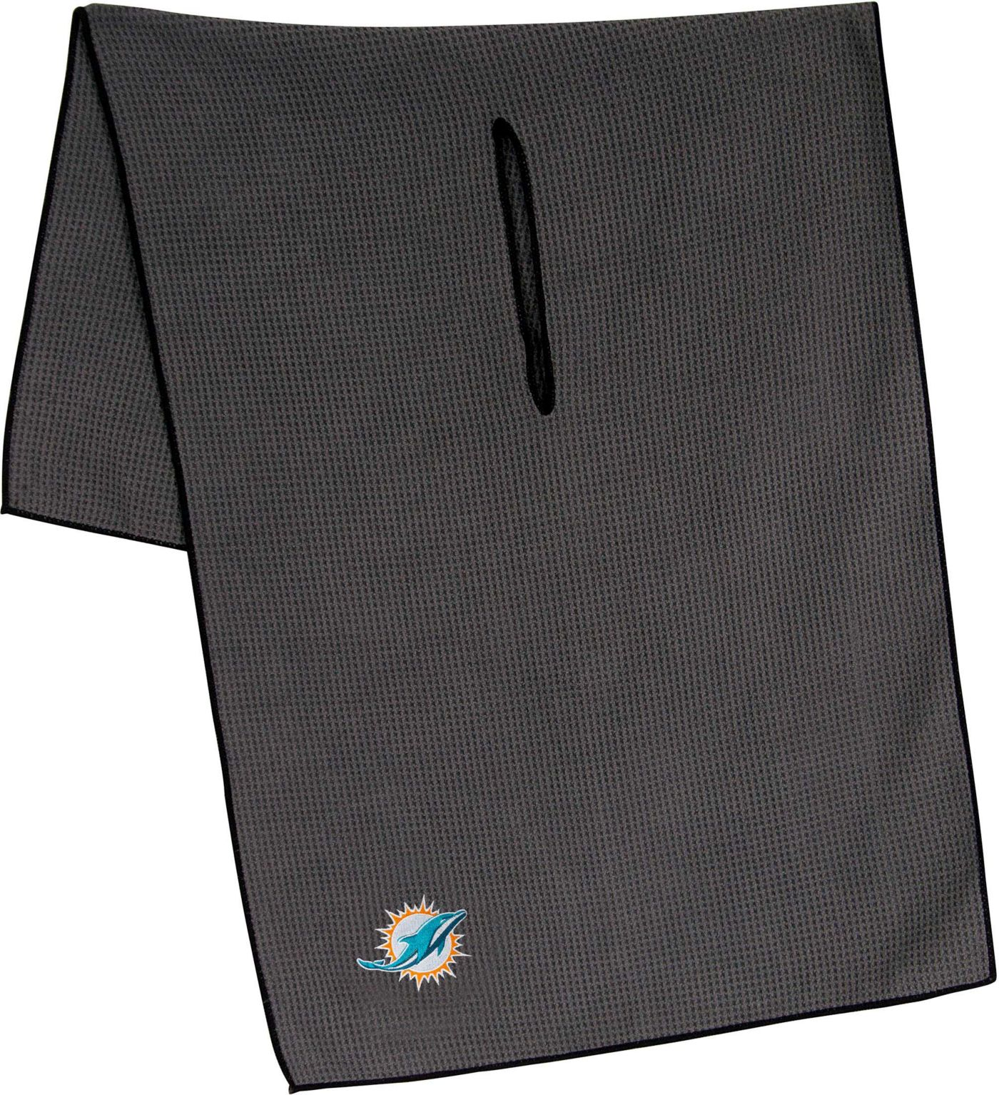 "Team Effort Miami Dolphins 19"" x 41"" Microfiber Golf Towel"