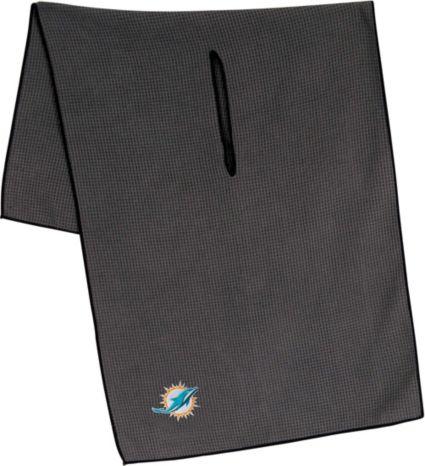 "Team Effort Miami Dolphins 19"" x 41"" Microfiber Golf Towel"