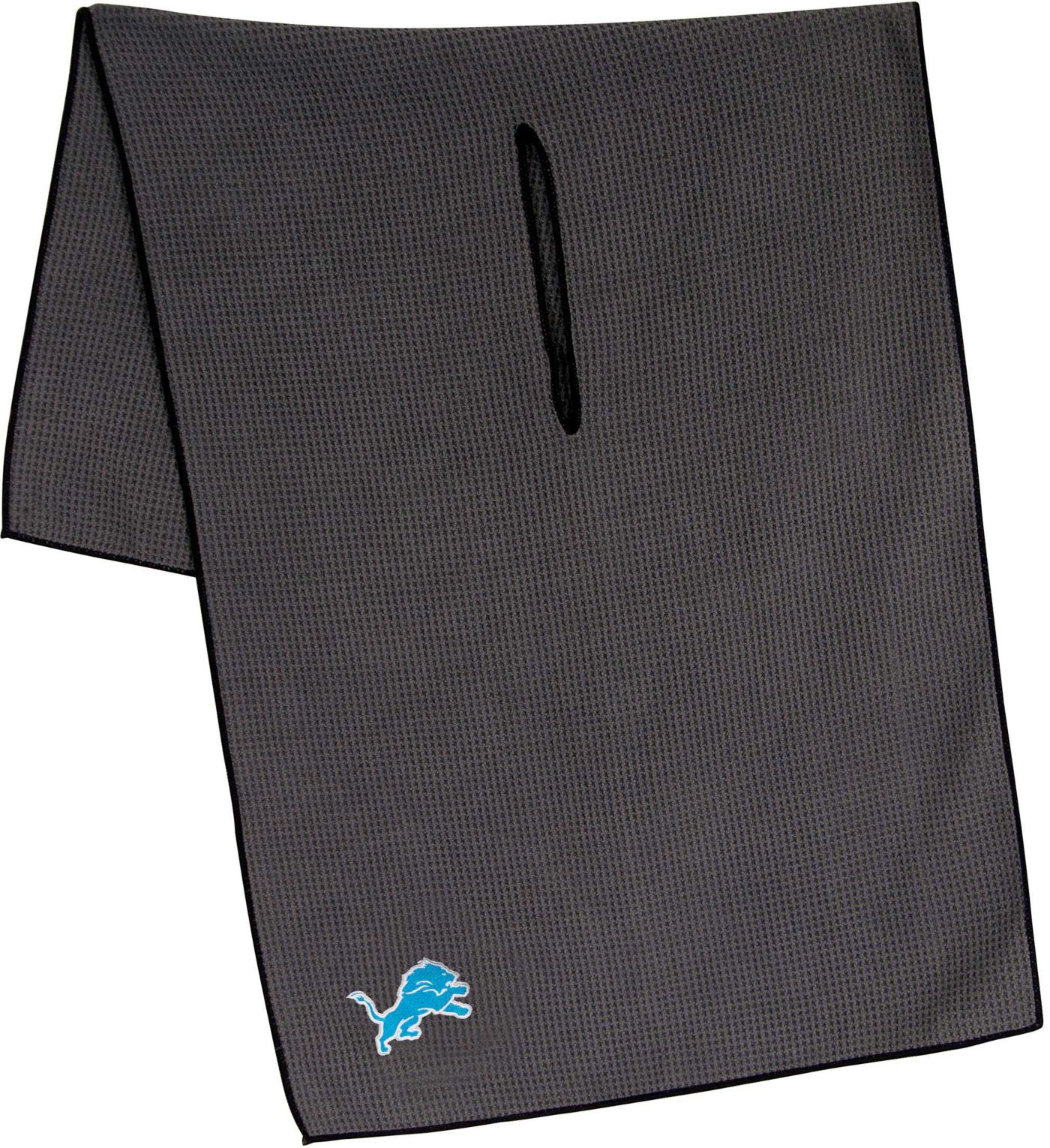 "Team Effort Detroit Lions 19"" x 41"" Microfiber Golf Towel"