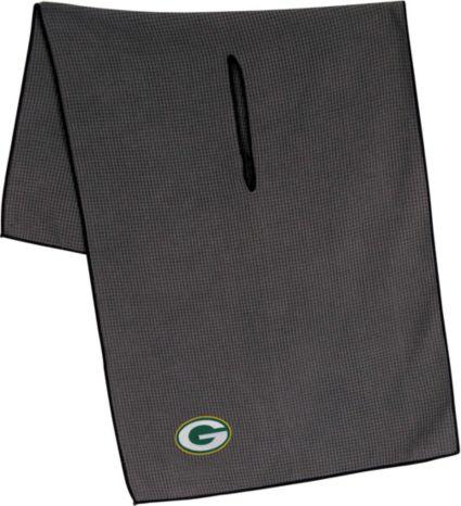 """Team Effort Green Bay Packers 16"""" x 41"""" Microfiber Golf Towel"""