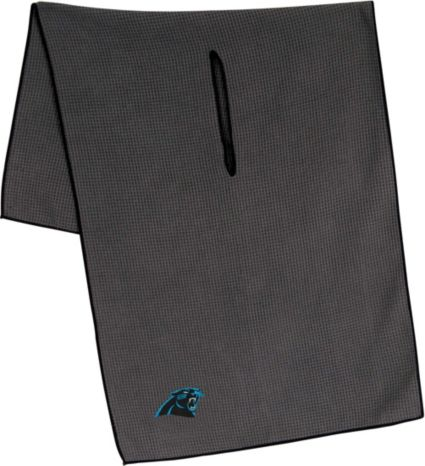 "Team Effort Carolina Panthers 19"" x 41"" Microfiber Golf Towel"