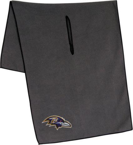 "Team Effort Baltimore Ravens 19"" x 41"" Microfiber Golf Towel"