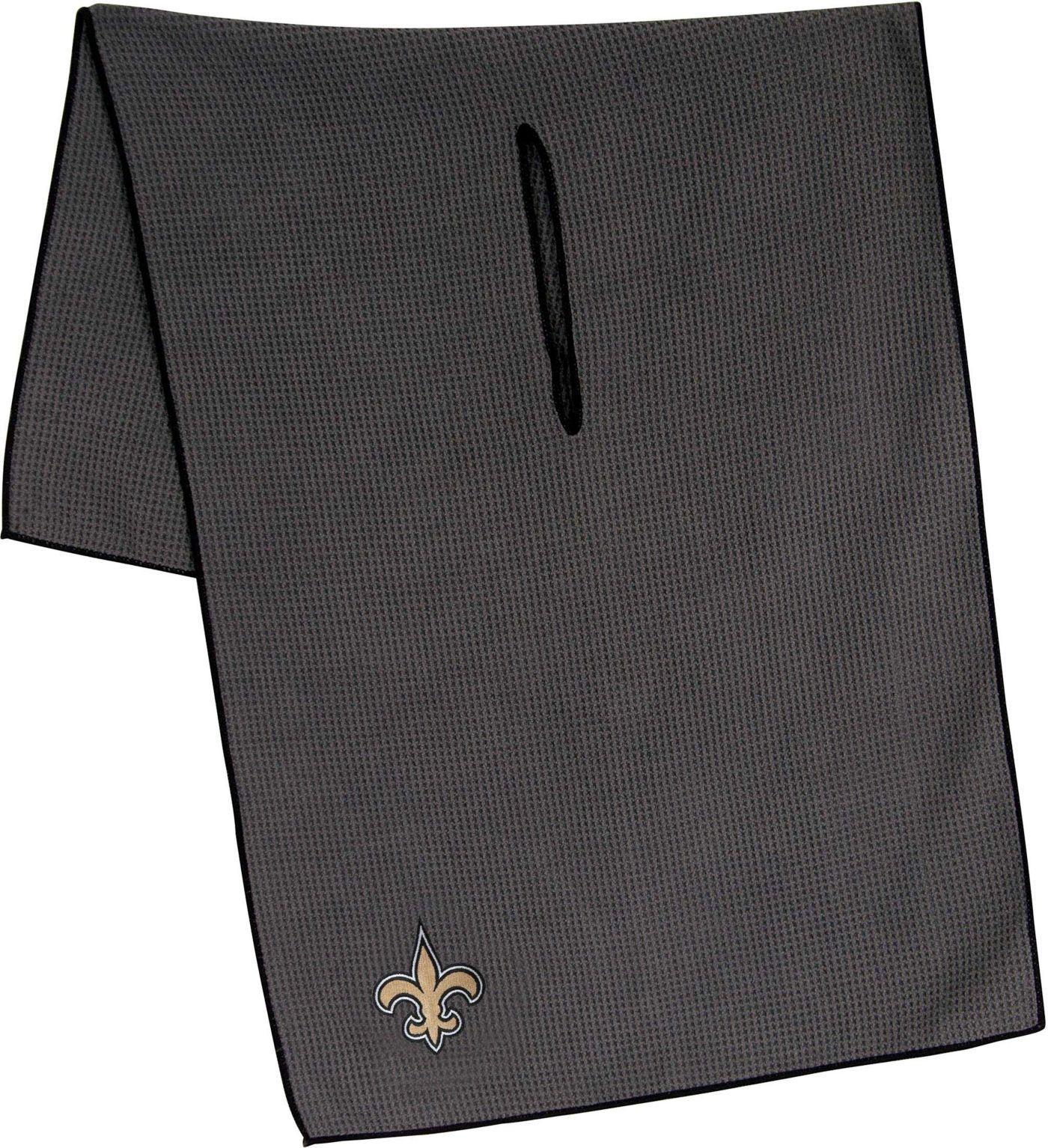 "Team Effort New Orleans Saints 19"" x 41"" Microfiber Golf Towel"