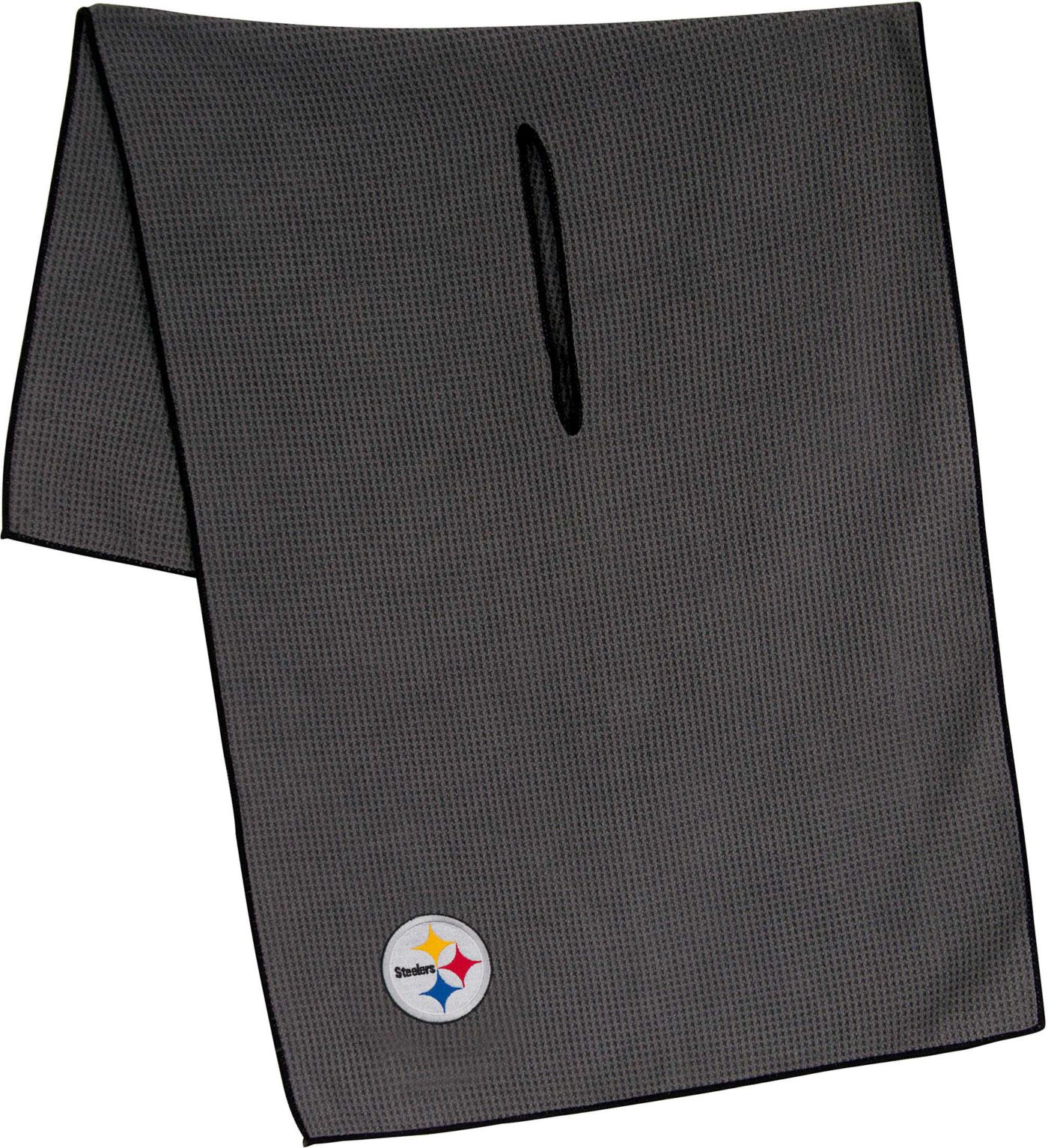 "Team Effort Pittsburgh Steelers 19"" x 41"" Microfiber Golf Towel"