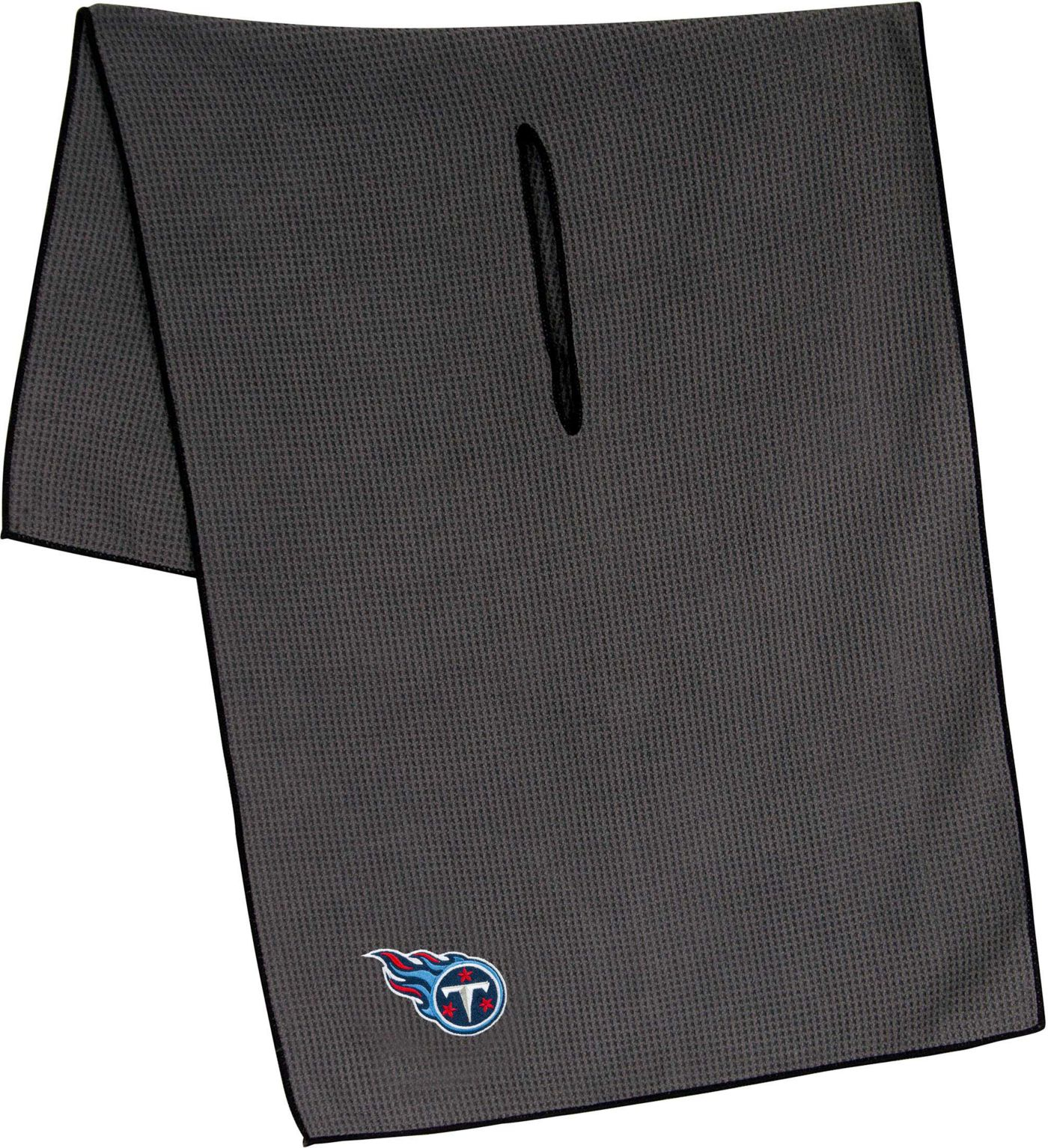 "Team Effort Tennessee Titans 19"" x 41"" Microfiber Golf Towel"