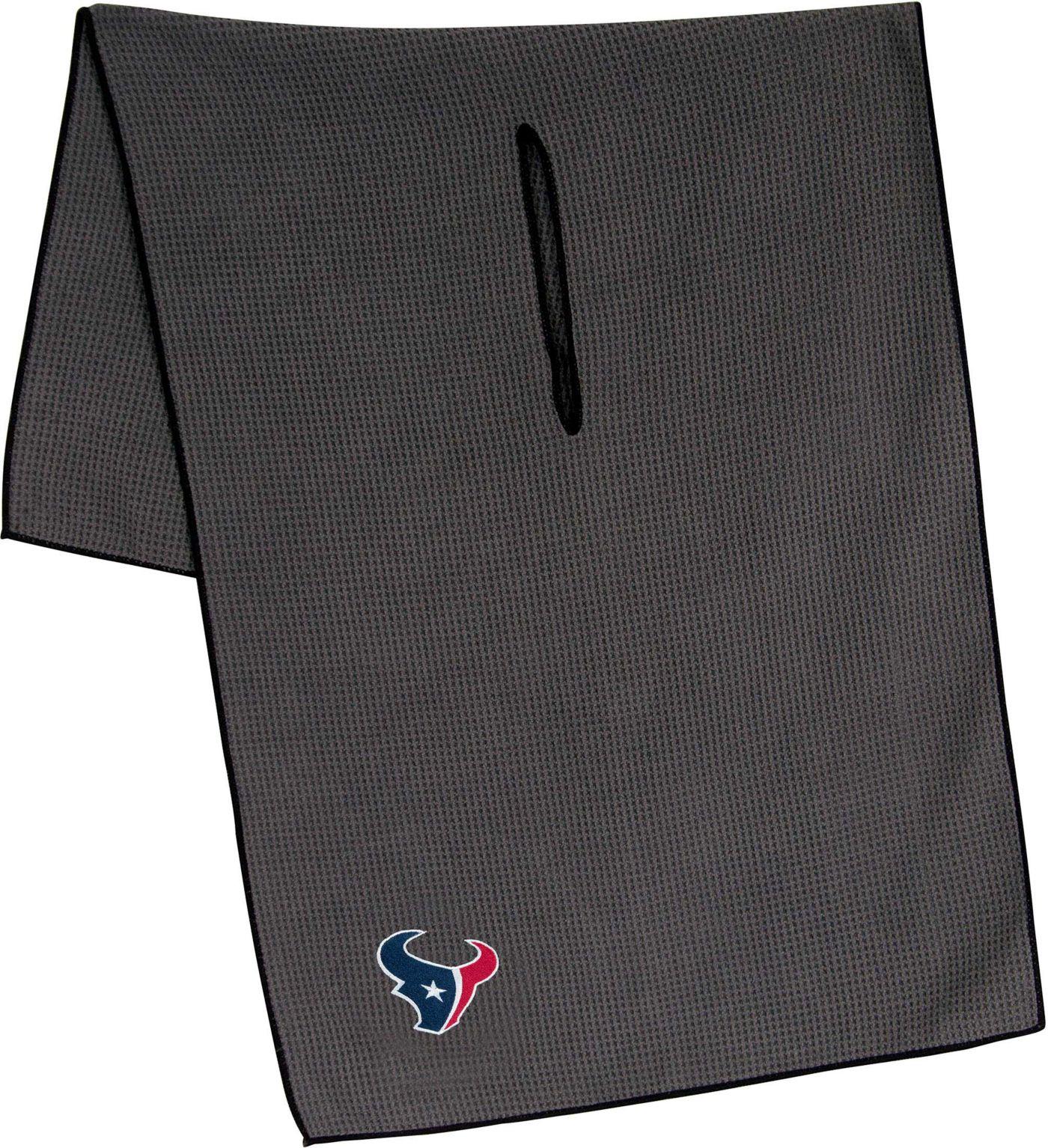 "Team Effort Houston Texans 19"" x 41"" Microfiber Golf Towel"
