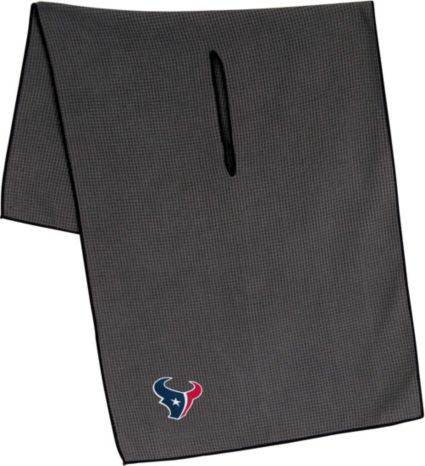 "Team Effort Houston Texans 19"" x 41"" Microfiber Golf Towel"