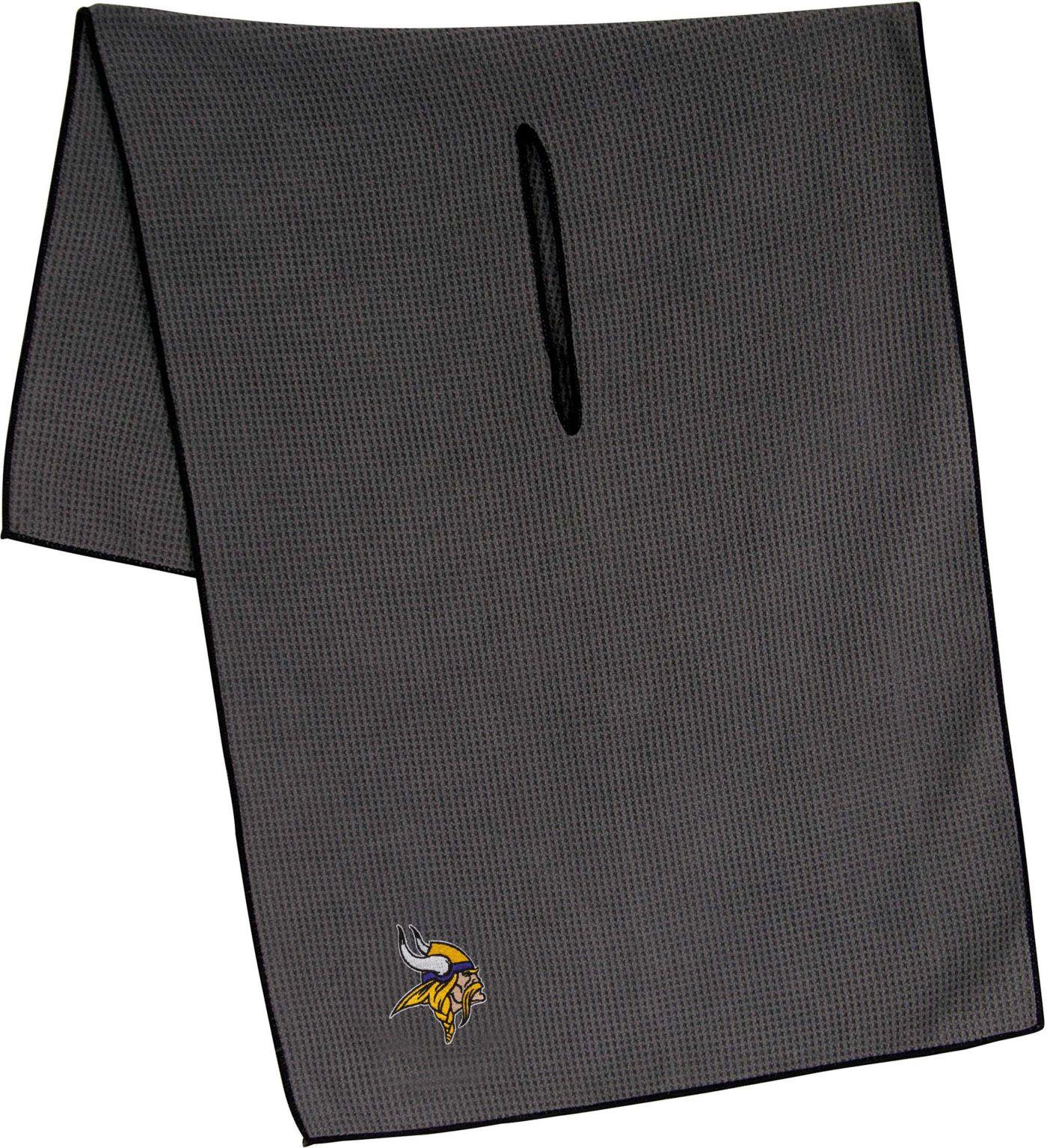 "Team Effort Minnesota Vikings 19"" x 41"" Microfiber Golf Towel"