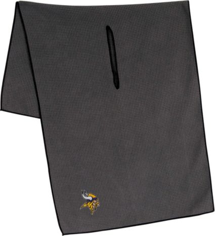 "Team Effort Minnesota Vikings 16"" x 41"" Microfiber Golf Towel"