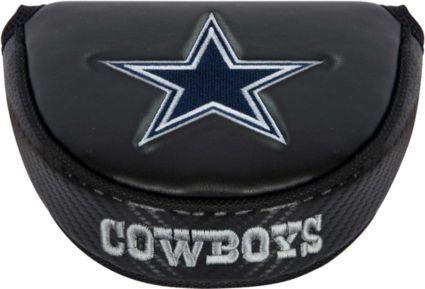 Team Effort Dallas Cowboys Mallet Putter Headcover